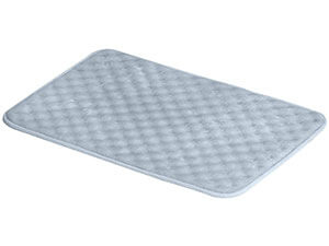 AmazonBasics Rippled Memory Foam Bath Mat